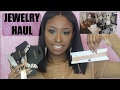 JEWELRY HAUL! | Where To Shop for Affordable Glam Jewelry, Chokers, Accessories ETC!
