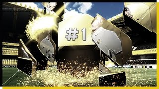 ROAD TO A WALK OUT #1 | FIFA 17 PACK OPENING!!