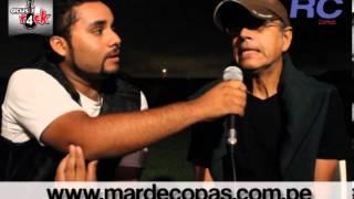 Acustirock 4 - Mar de Copas: Entrevista a Wicho García