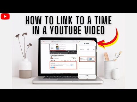 How To Link To A Time In A YouTube Video - 2015