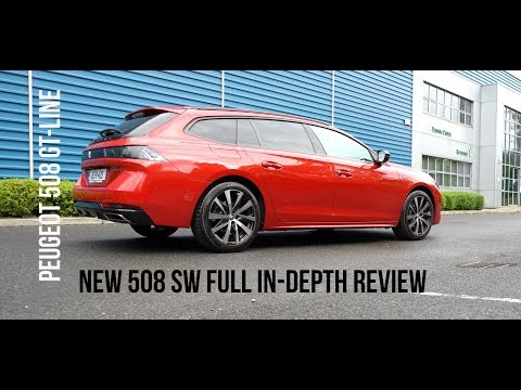 Peugeot 508 SW review | 508 GT-Line Station Wagon in-depth!