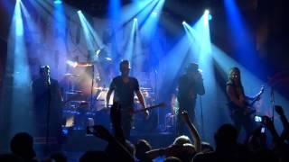 Brandon Lee - The 69 Eyes live @ Tavastia, 06.09.2014: 25 Years of Rock