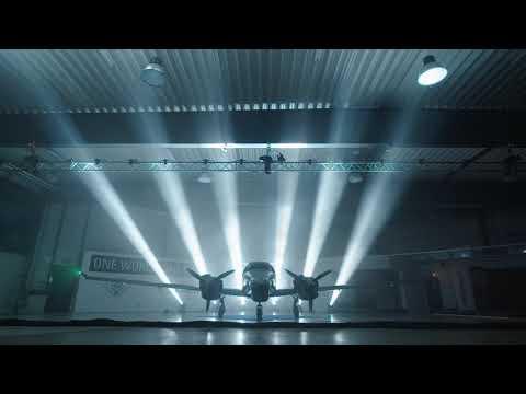 Diamond Aircraft DA62 SurveyStar Unveiling Show (short)