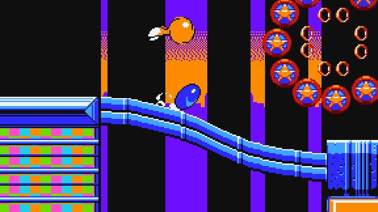 Sonic Mania - Studiopolis Zone Act 1 8-bit Remix (0CC-FT VRC6)