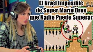 El Nivel Imposible de Super Mario bros que Nadie puede Superar