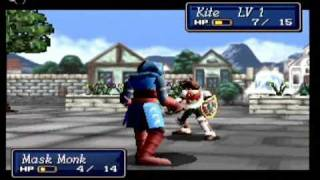 Lets Play Shining Force 3 - Battle 1