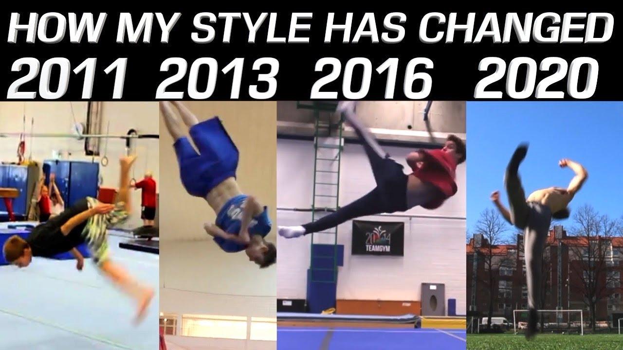 MY TRICKING JOURNEY 2011-2020