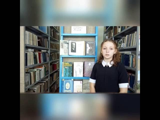 Виктория Махова читает произведение «Матери» (Бунин Иван Алексеевич)