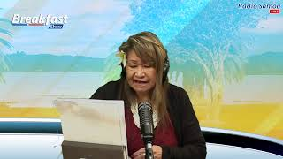 Breakfast Show, 29 SEP 2020 - Radio Samoa