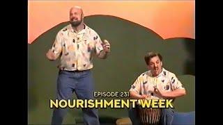 Nourishment Week - Hug The Sun