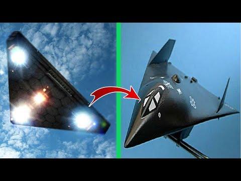 Массовое Наблюдение НЛО в Бельгии.Неопознанный Летающий Объект Или Секретный Самолет США TR-3B?