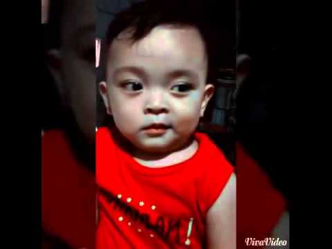 Viral Video Cute Baby Smiling While Sleeping