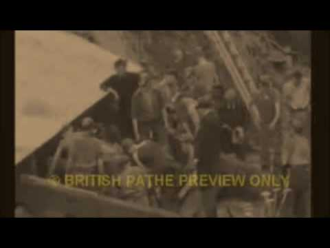 Knockshinnoch Colliery Disaster 1950