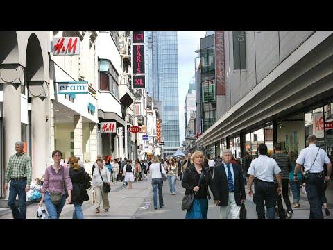 Shopping Tour 4K In Brussels Belgium - جولة تسوق في بروكسل بلجيكا