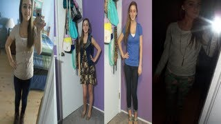 Outfits of the Week: September 3rd - 6th Thumbnail