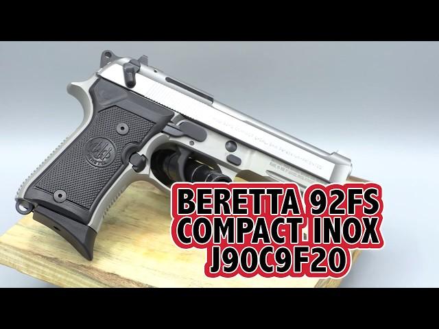 Beretta 92FS Compact Inox Spotlight