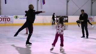 Мастер-класс для детей (Master-class for kids) 02.06.2012