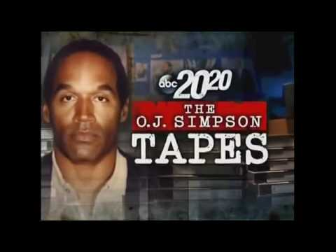 The Oj Simpson Tapes  Relationship Before Tragic Murder