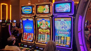 LiVe! LAST SPIN SAVED! $7 t๐ OVER $2000!!!! High Limit Dollar Storm Sunday Funday Slots @Choctaw