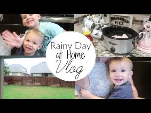Random, Recipes, and Games   Rainy Day VLOG