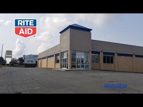 Abandoned Rite Aid Weirton, WV