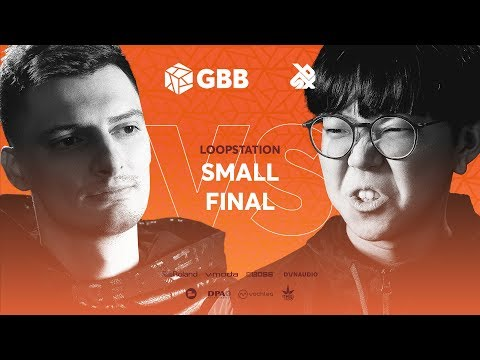INKIE Vs SO-SO | Grand Beatbox Battle 2019 | LOOPSTATION Small Final