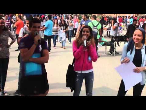 Closeup Egypt - GUC Karaoke 28