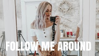 VLOG: MAKEUP ARTIST DAY IN THE LIFE! Follow Me Around!!