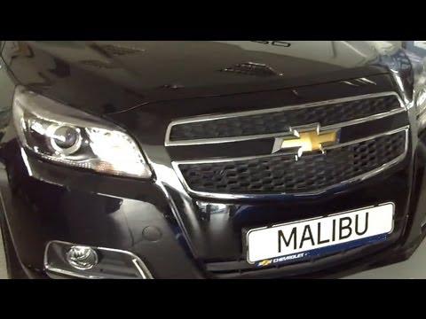 Chevrolet Malibu 2.4 LTZ Exterior and Interior in Full 3D HD