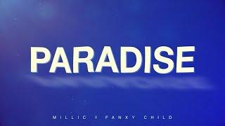 Millic X Fanxy Child - Paradise (Penomeco Part) Kinetic Typo