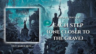 Memoriam - Track-by-Track #5: Each Step (One Closer To The Grave)