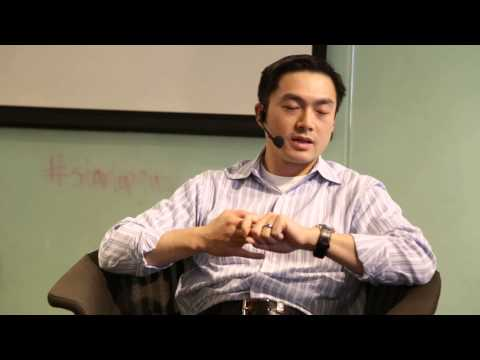 Alfred Lin (Sequoia Capital) at Startup Grind San Francisco