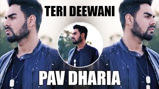 Teri Deevani - Pav Dharia [COVER] (Original Mix) | Trap Nation