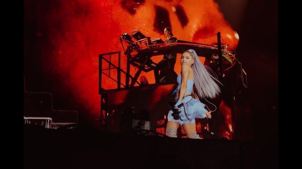 (FULL) Ariana Grande - No Tears Left To Cry | (AUDIO) COACHELLA 2018