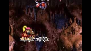 Donkey Kong Country 3 - Creepy Caverns