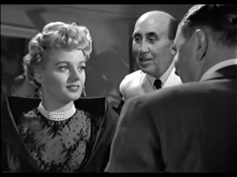 Cocktails With Shelley Winters and William Powell