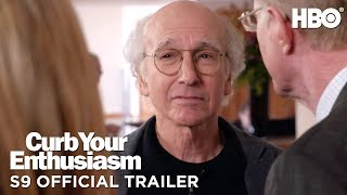 Larry's Back & Nothing Has Changed | Curb Your Enthusiasm Season 9 Trailer #2 (2017) | HBO 2017 Video