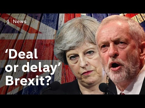 Will MPs face choice between Brexit deal or delay?