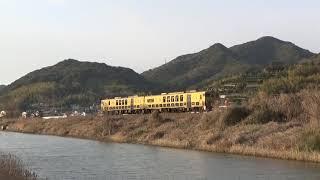 大村線 冬の或る列車