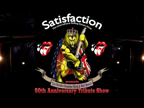 Satisfaction - The Rolling Stones Tribute