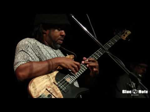 Victor Wooten feat. D. Chambers & B. Franceschini  - Love is My Favourite Word @ Blue Note Milano