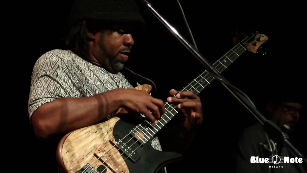 Victor Wooten | feat. D. Chambers & B. Franceschini  | Love is My Favourite Word @ Blue Note Milano