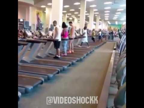 Приколы в спортзале || FailArmy - 29 Мая 2014 - Смешное