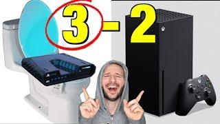 ¡EL VIDEO DE WATCH MOJO ESPAÑOL PATÉTICO DE PS5 VS XBOX SERIES X! - Sasel - playstation - microsoft