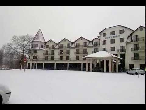 Zima! NOWY ZDRÓJ - Centrum Zdrowia i Wypoczynku w Polanicy Zdrój