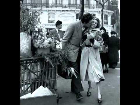 La Vie En Rose - Edith Piaf & Louis Amstrong