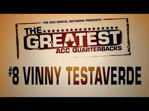 The Greatest - ACC QBs | #8 - Vinny Testaverde | ACCDigitalNetwork