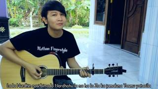 Video (Humood AlKhudher) Kun Anta - Nathan Fingerstyle Cover [ حمود الخضر - كن أنت ] download MP3, 3GP, MP4, WEBM, AVI, FLV Agustus 2017
