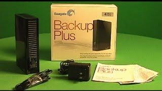 Seagate Backup Plus 4TB Desktop External Hard Drive USB 3 0