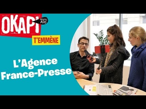 OKAPI T'EMMÈNE - AGENCE FRANCE-PRESSE